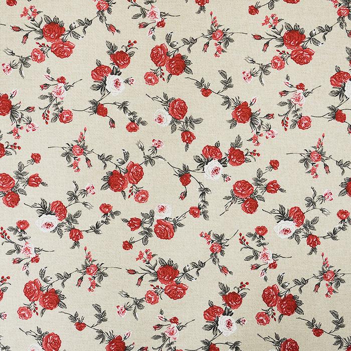 Deko, tisak, cvjetni, 15704-8