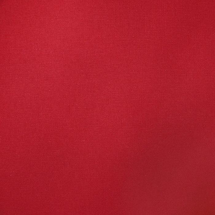 Deko, bombaž, panama, 13800-8, rdeča