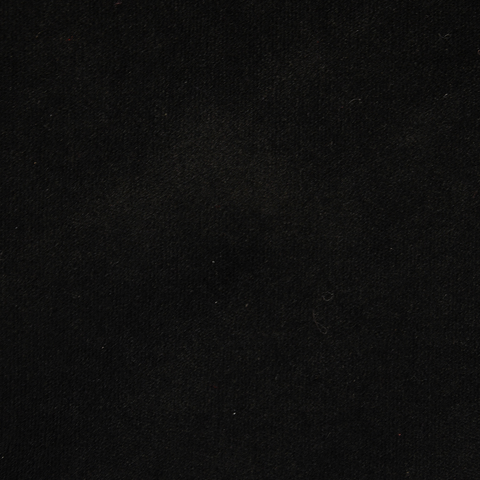 Žamet, bombaž, elastan, 15520-5001, črna