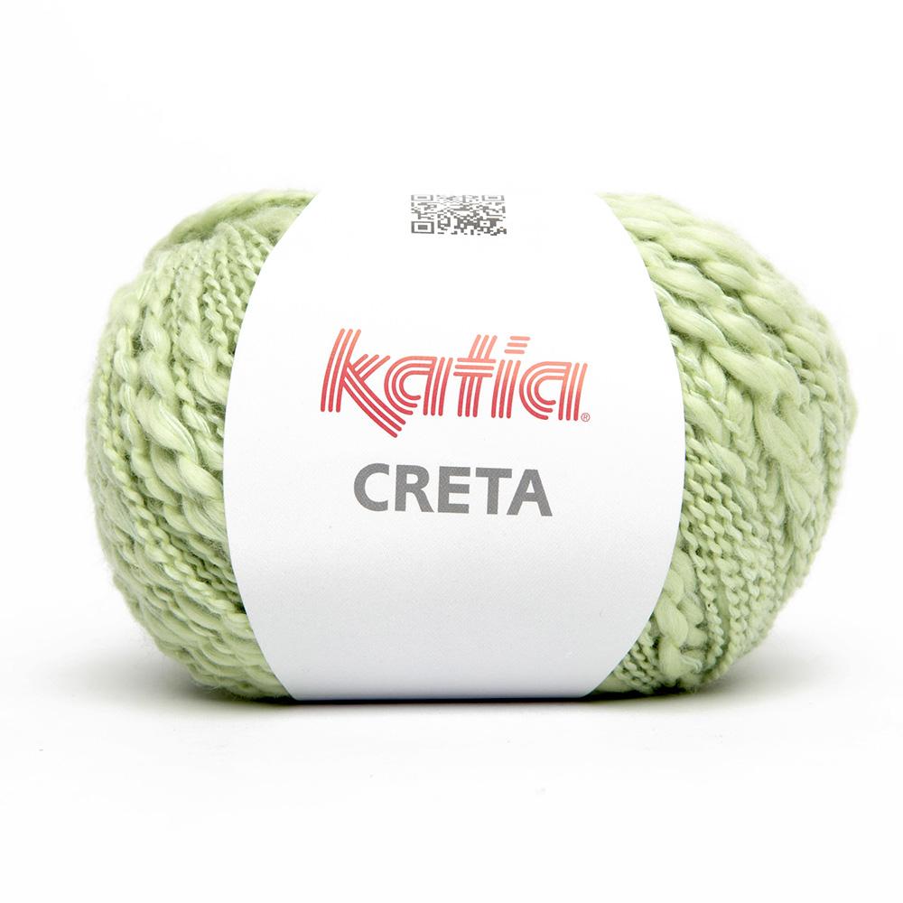 Pređa, Creta, 15699-62, svjetlozelena
