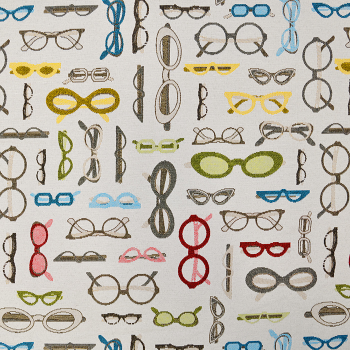 Deco jacquard, glasses, 15755-10