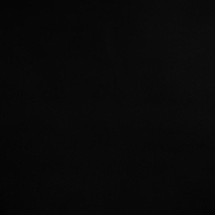 Tkanina vodootporna, 13808-14, crna
