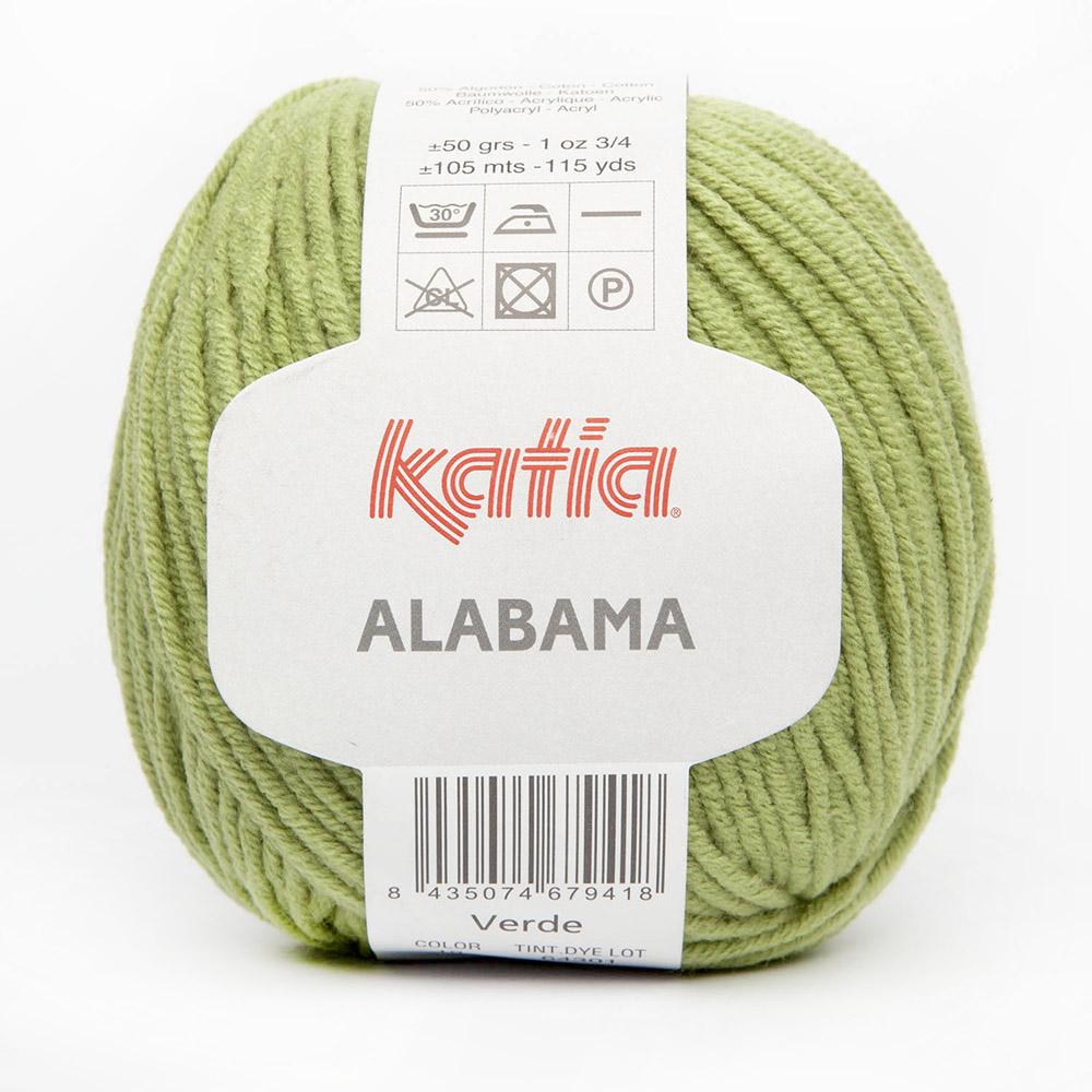 Pređa, Alabama, 15690-36, svjetlozelena