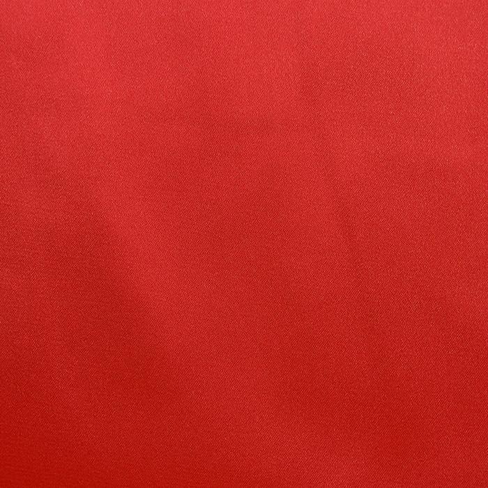 Saten, poliester, 3093-112, rdeča