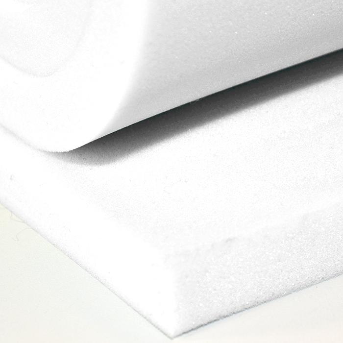 Pena plošča, PN, debeline 30mm, 15956, bela