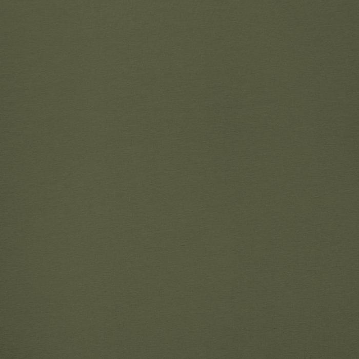 Jersey, bombaž, 13335-43, vojaško zelena