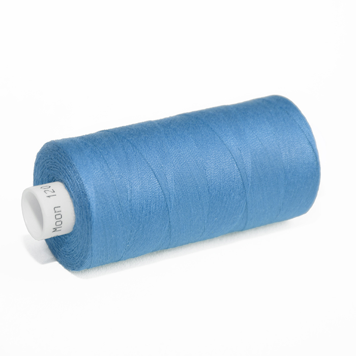Thread 1000, blue, 6-063