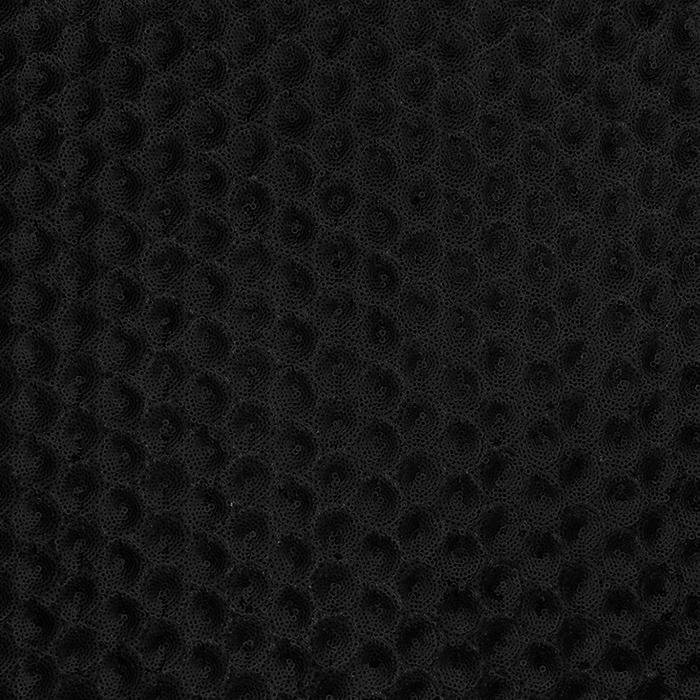 Pailletten auf Netz, 16022-999, schwarz