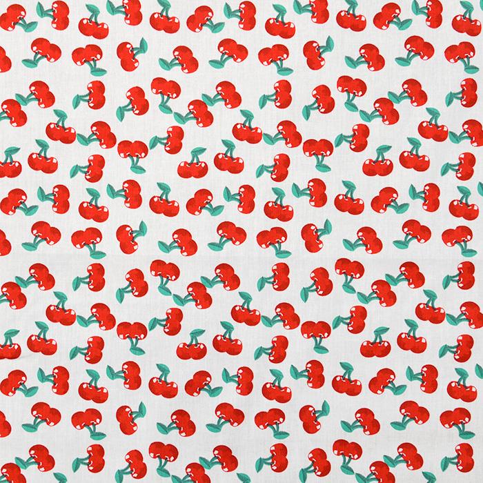 Cotton, poplin, fruit, 16079-050