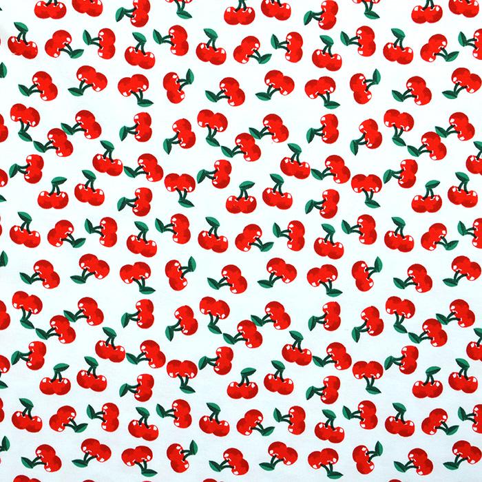 Jersey, cotton, fruit, 16080-050