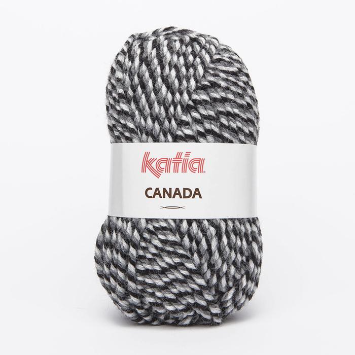 Yarn, Canada, 15452-105, grey