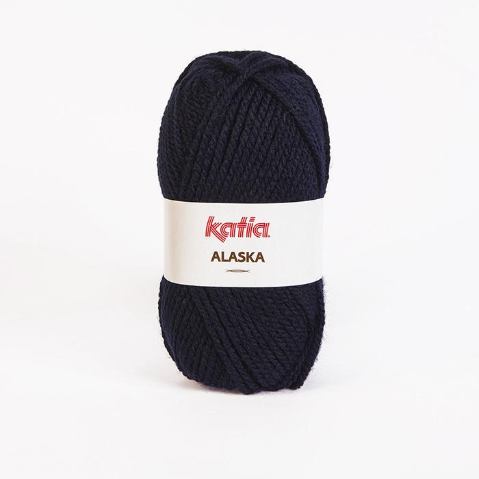Yarn, Alaska, 15451-5, dark blue