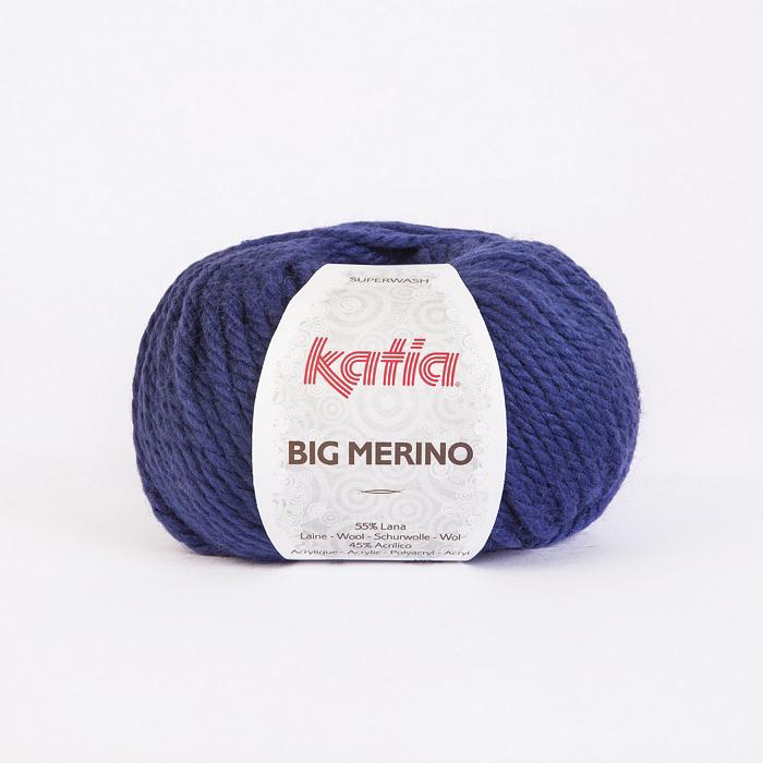 Volna, Big Merino, 15040-15, modro vijola