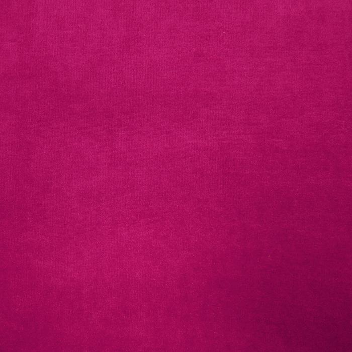 Pliš, pamuk, 13348-117, fuksija