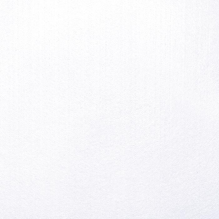 Filc 3mm, poliester, 16124-050, bela