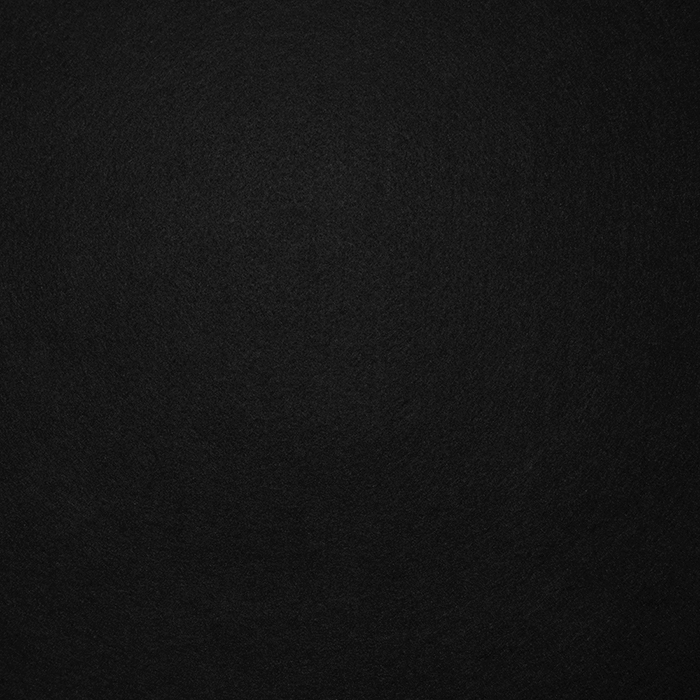 Filc 1,5mm, poliester, 16123-069, črna