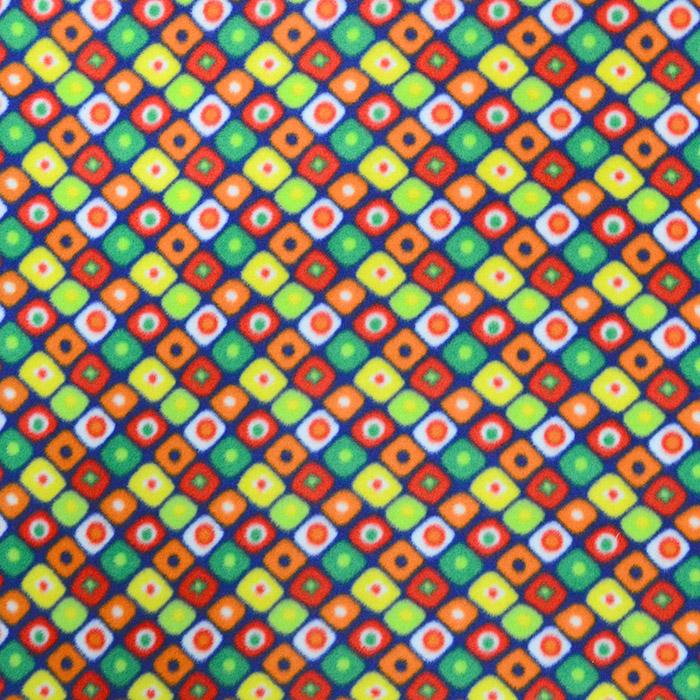 Velour, geometric, 16146-002