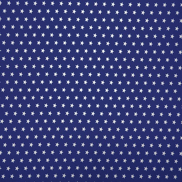Cotton, poplin, stars, 16048-108