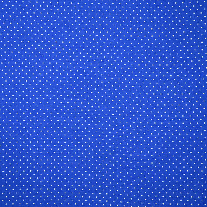 Cotton, poplin, dots, 16048-407