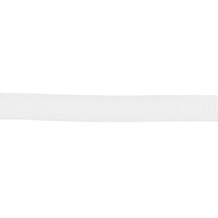 Traka, gurtna, širina 25 mm, 16182-10382, bijela