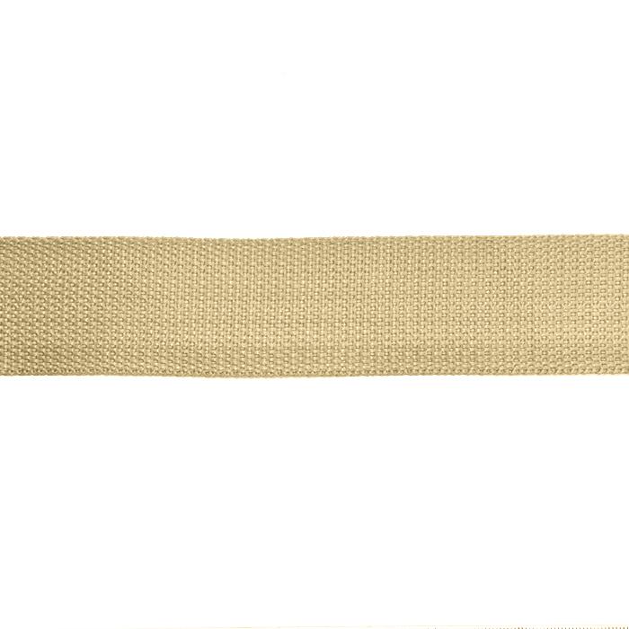 Strip, webbing, width 40 mm, 16182-41043, beige