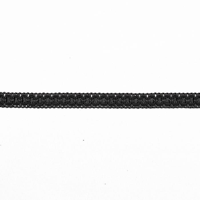 Band, Chanel, 16215-30048, schwarz