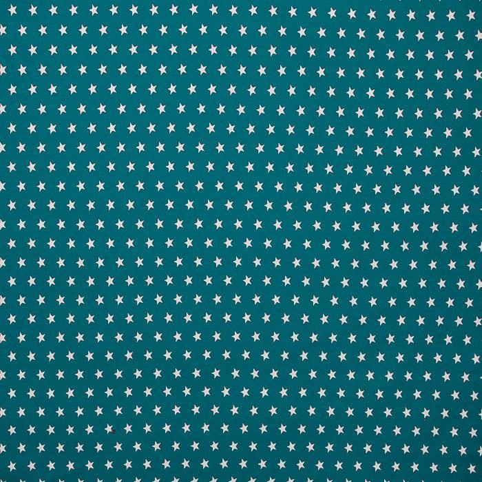 Jersey, cotton, stars, 16280-106