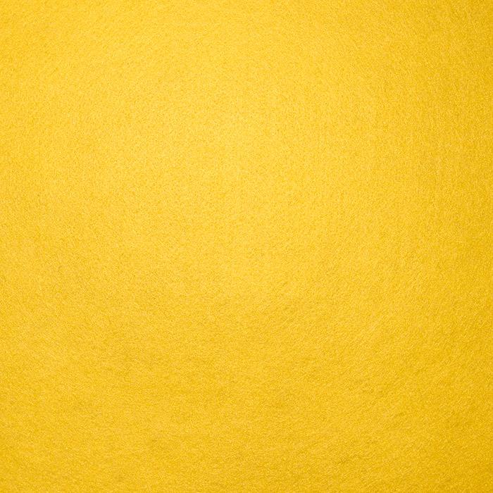 Filc 1,5mm, poliester, 16123-035, rumena
