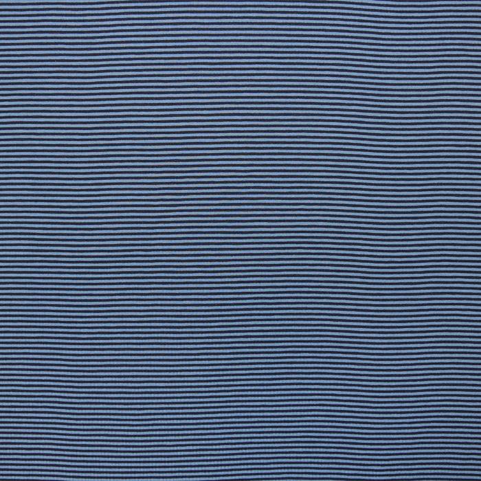 Jersey, bombaž, črte, 16366-008