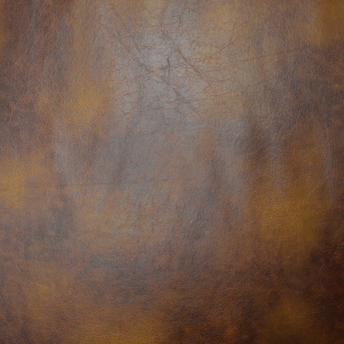 Artificial leather Rusty, 16376-402, brown