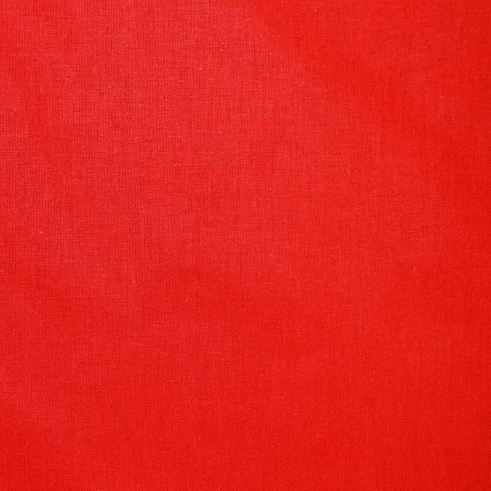 Bombaž, poplin, 16386-13, rdeča