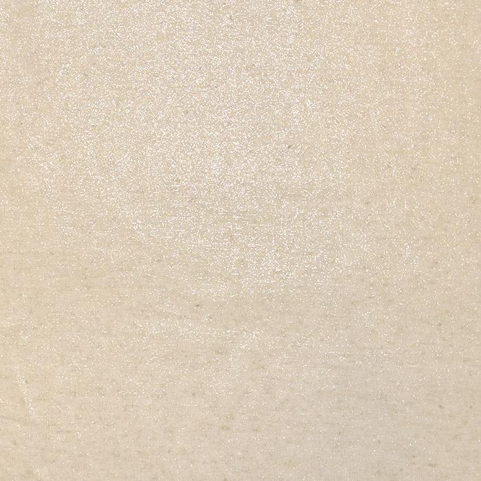 Jersey, Polyester, Leinen, 16431-051, natur
