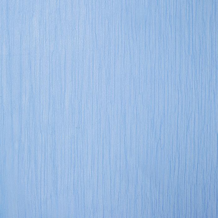 Šifon, plise, 15533-003, modra