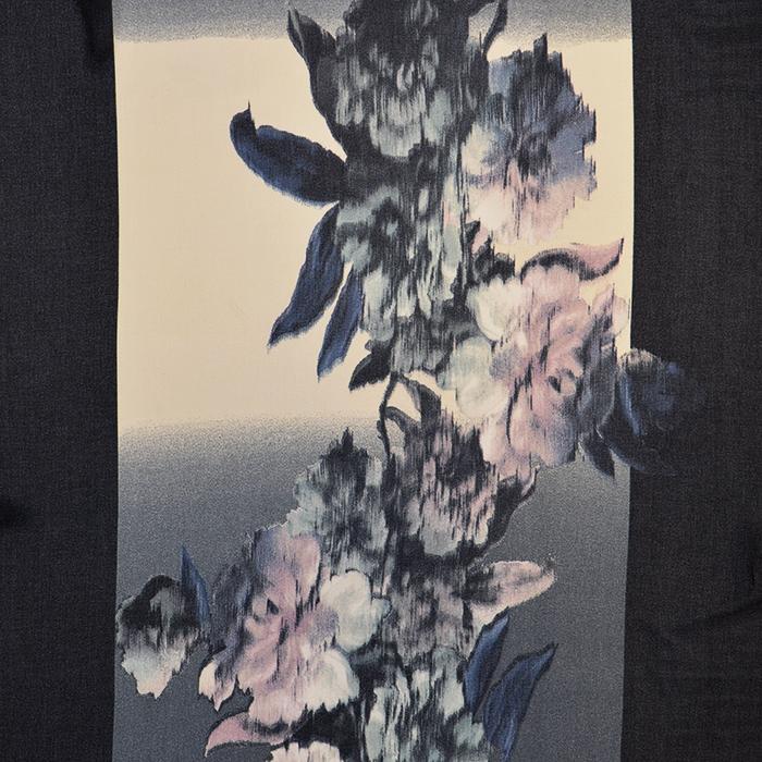 Šifon, poliester, cvetlični, 16480-17