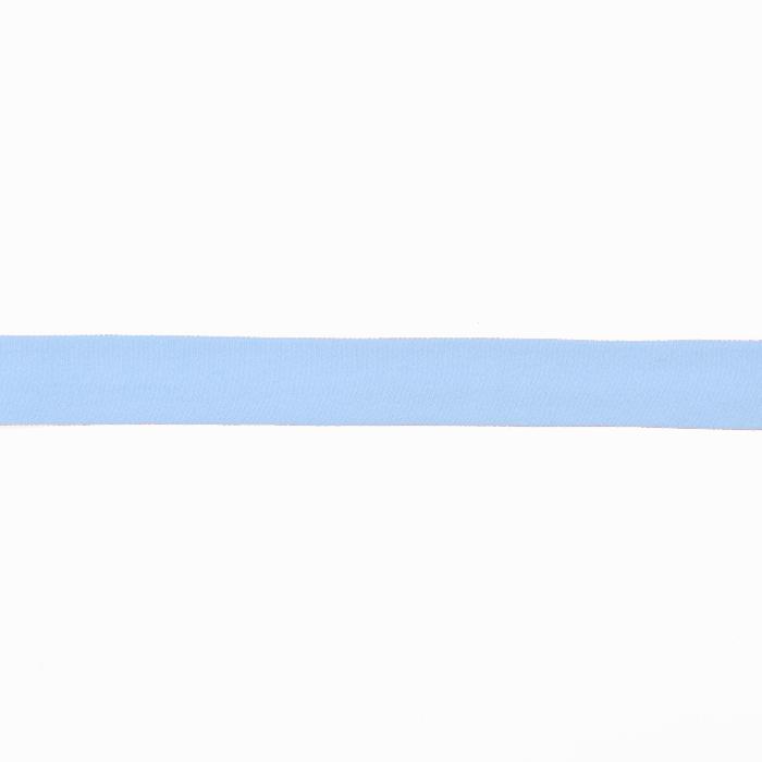 Band für Besäumung, Jersey, Baumwoll, 16517-42741, blau