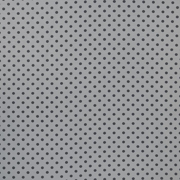 Jersey, pamuk, točkice, 16363-163, siva