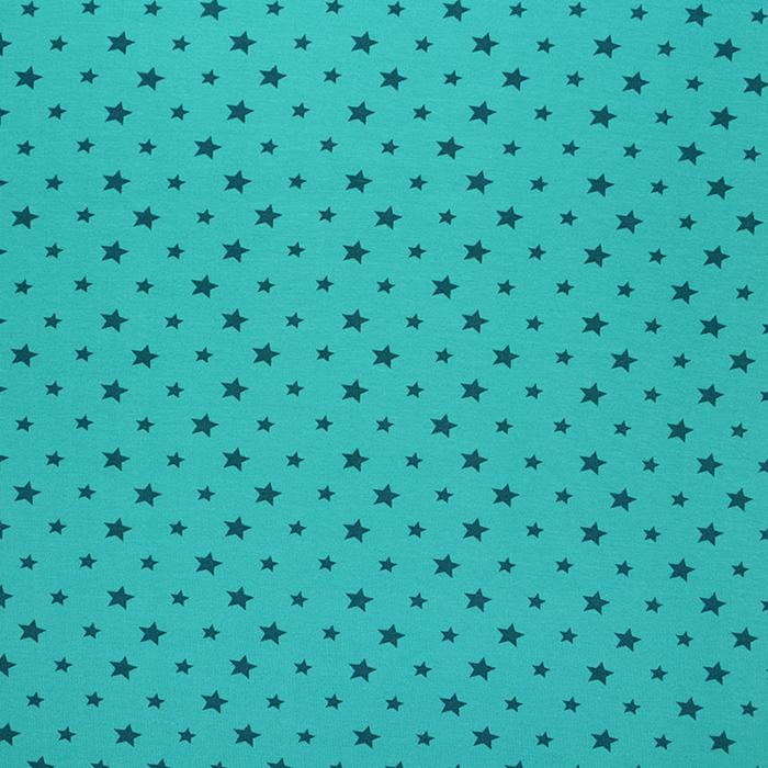 Jersey, pamuk, zvijezde, 16365-124
