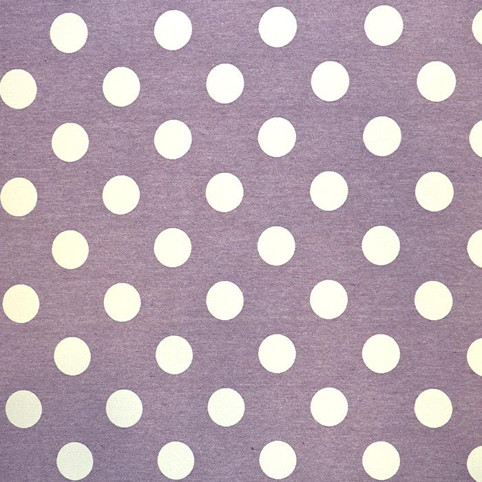 Deco jacquard, dots, 16738-6, purple