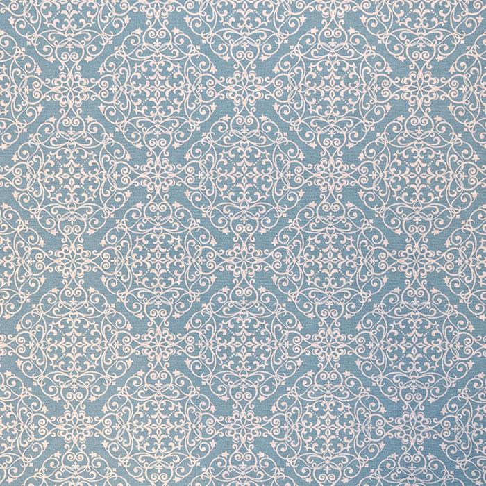 Deco, print, oriental, 16759-1, mint