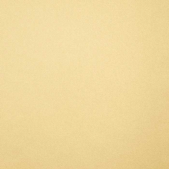 Bombaž, keper, elastan, 16776-133, rumena