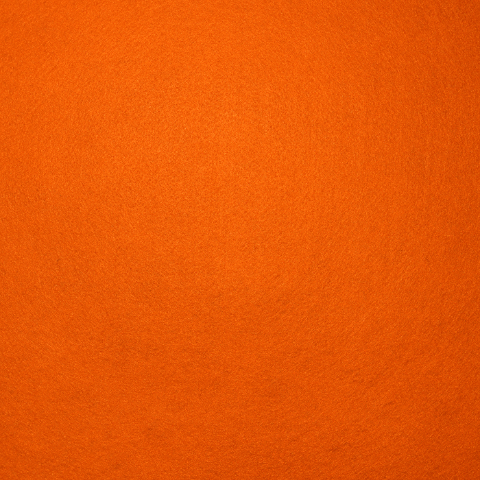 Filc 1,5mm, poliester, 16361-136, neon oranžna