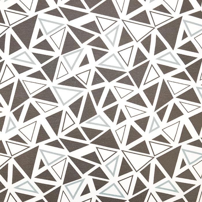 Dekostoff, Druck, geometrisch, 16824-2