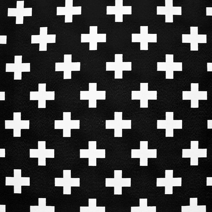 Dekostoff, Druck, geometrisch, 16828-1