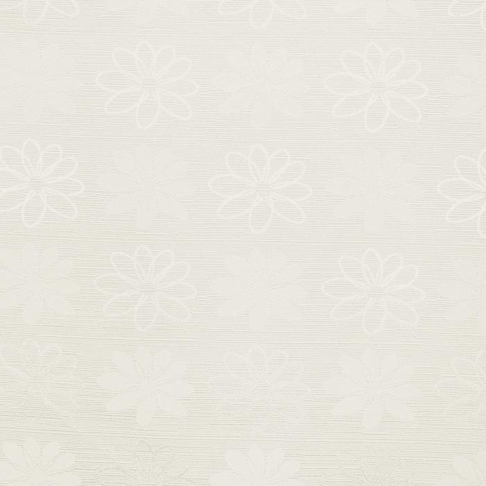 Otoman, žakard, 4146-231, smetana