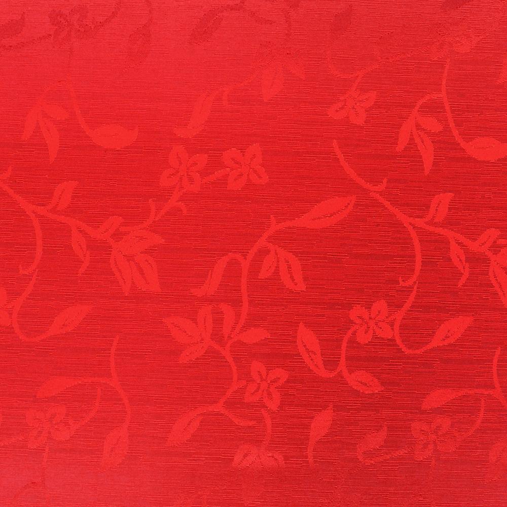Otoman, žakard, 4146-133, rdeča