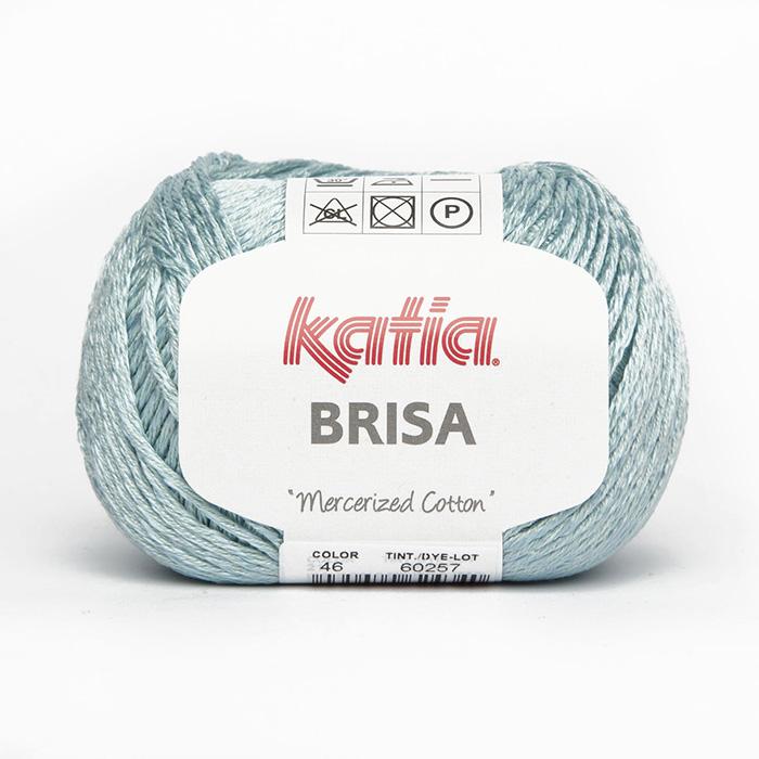 Garn, Brisa, 16919-46, mintgrün