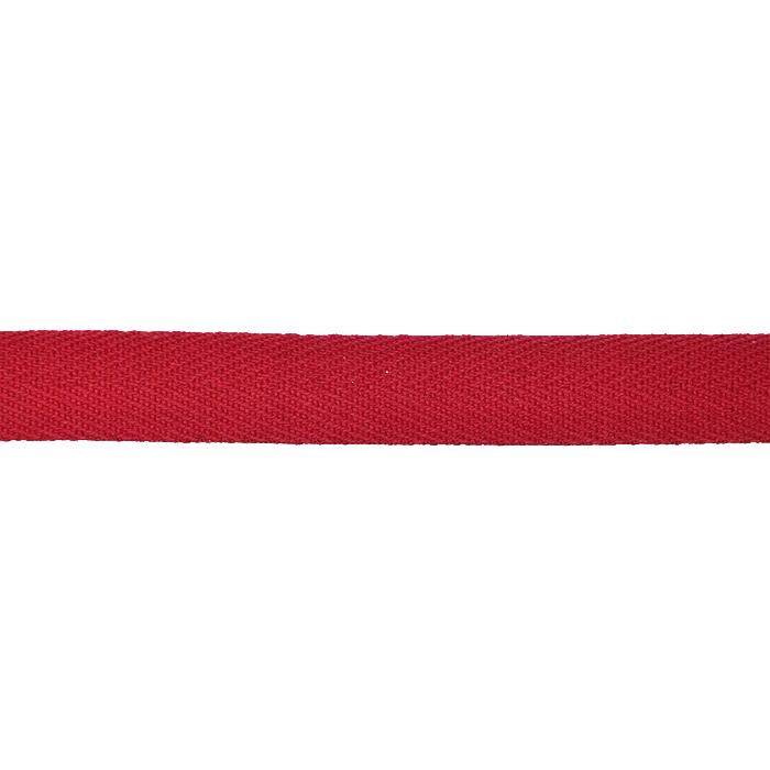 Trak, bombaž, 20 mm, 2720-8661, rdeča