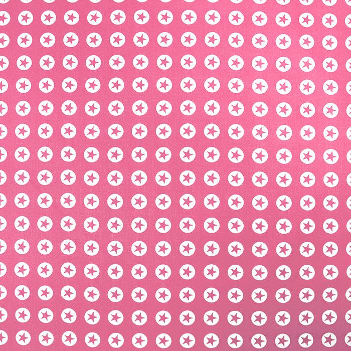 Bombaž, poplin, zvezde, 16982-013