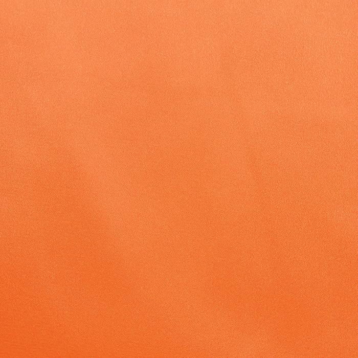 Saten, poliester, 3093-27A, neon oranžna