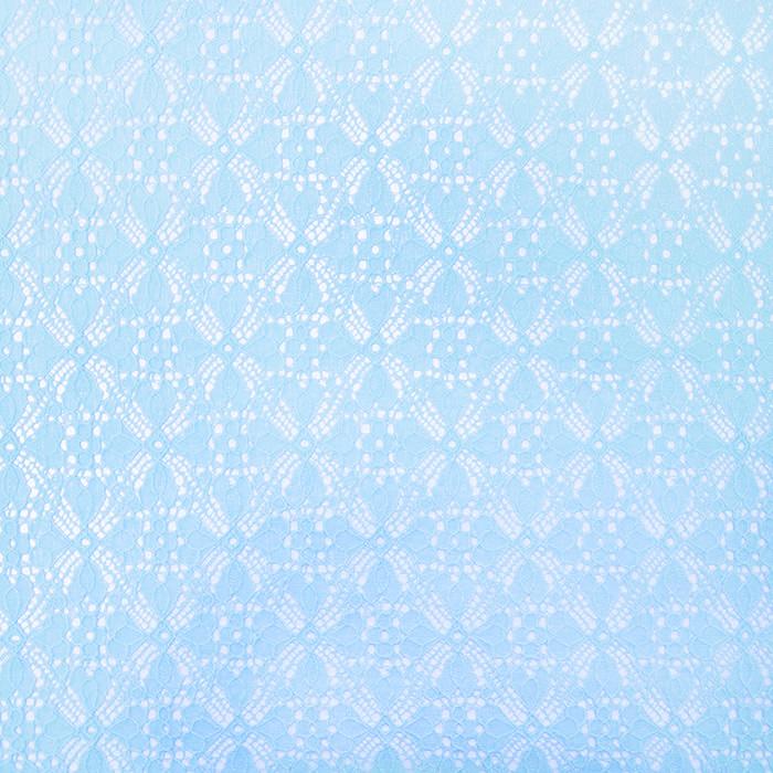 Čipka, gosta, 17054-002, modra